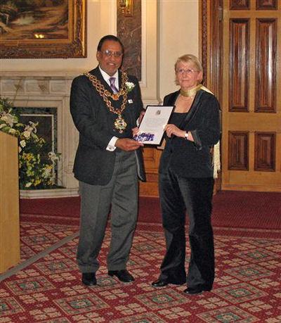 birmingham award